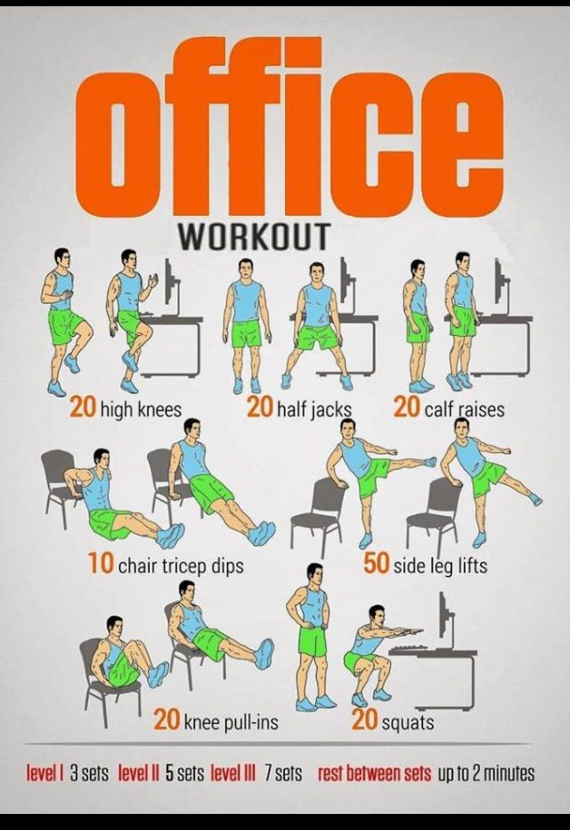 the office workout motivation pinterest office workouts