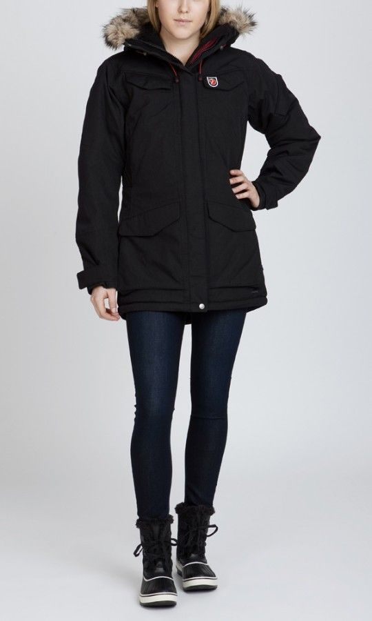 d7c92d21 Fjallraven Nuuk Insulated Parka - Women's | Hair and outfits ...