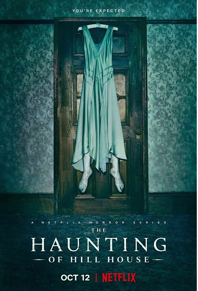 The Haunting Of Hill House Promo Netflix Filmes E Series Netflix Filmes