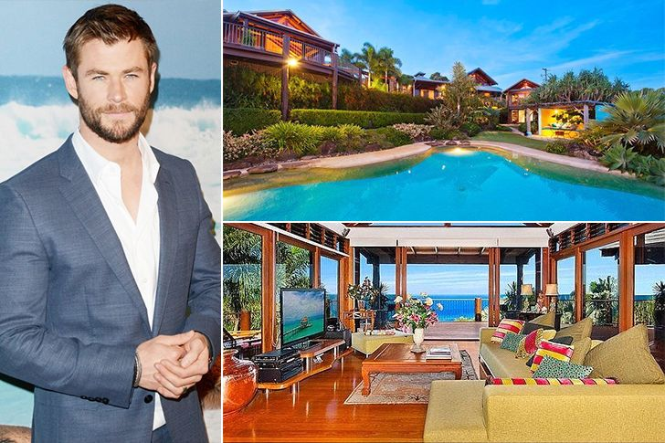 Pin By Kevin Maxwell On Tropical Beach Houses Celebrity Houses