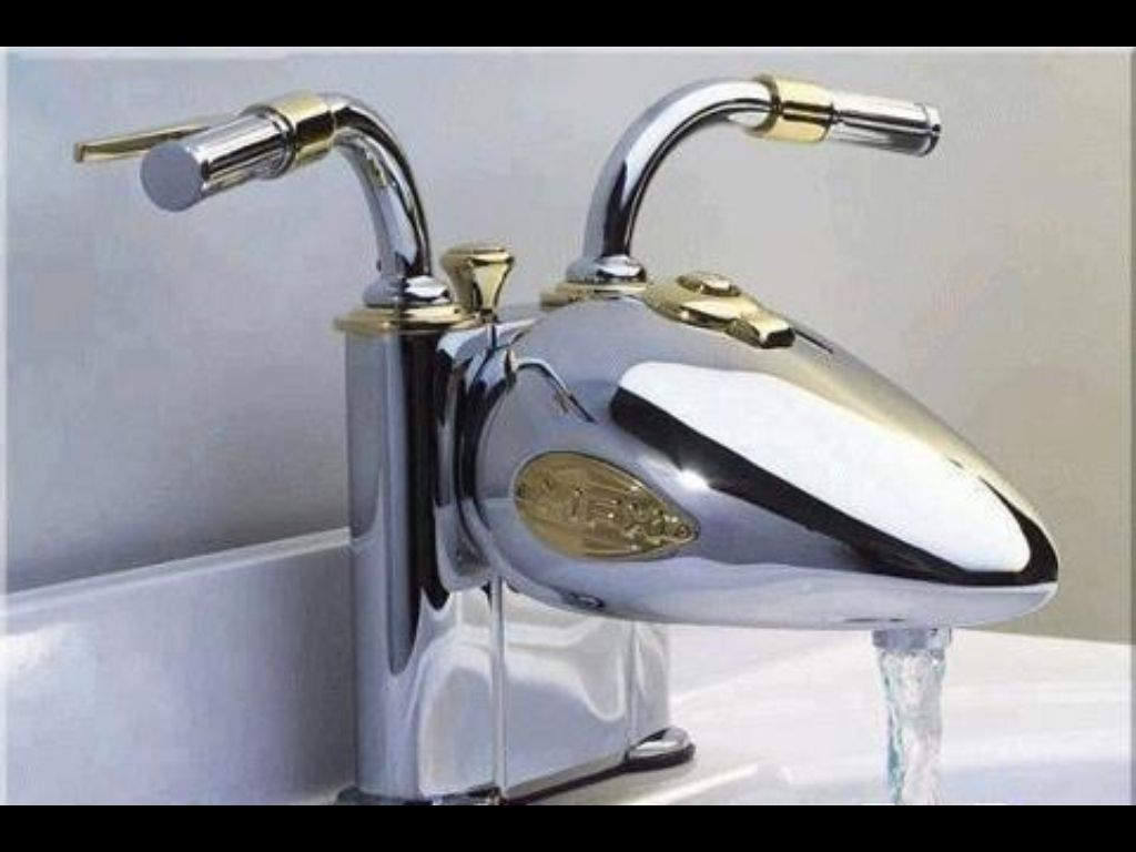 Harley Faucet For Those Who Love The Brand Here Is A Pretty
