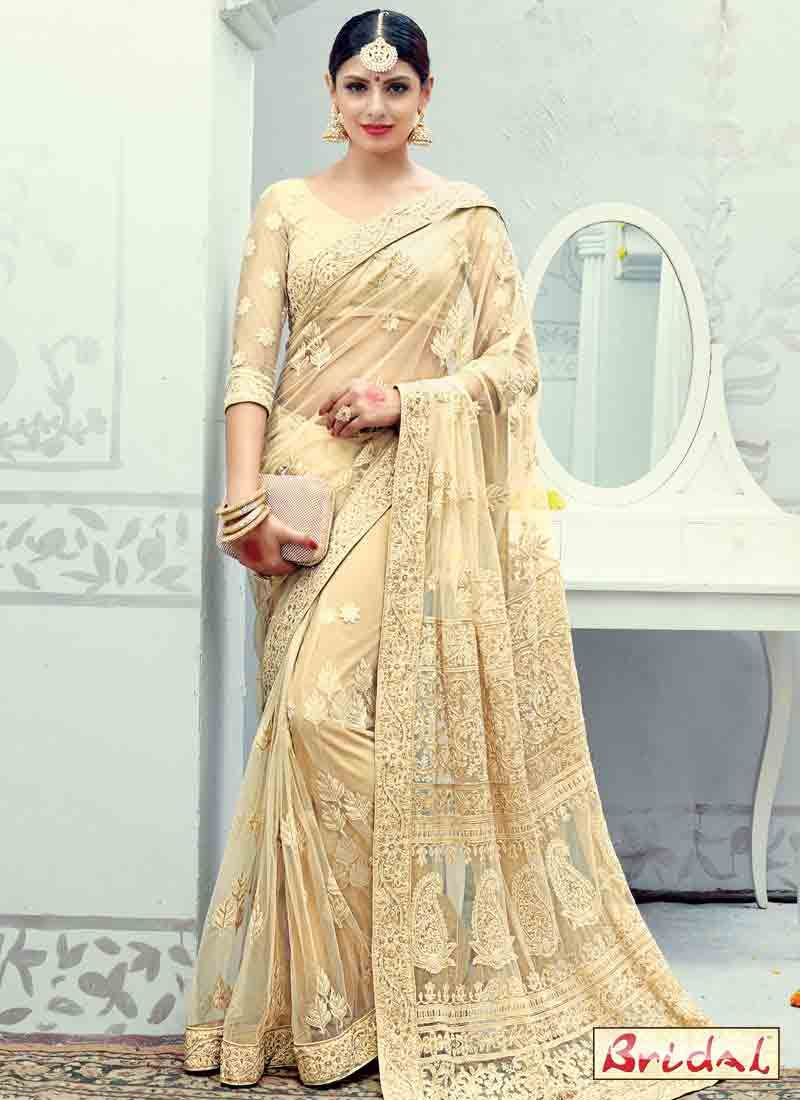 db9dbc778246bb Best Indian Bridal Saree Designs For Weddings In 2019 in 2019 ...