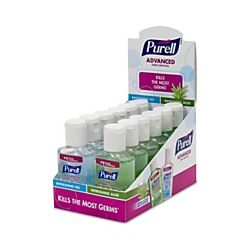 Purell Advanced Hand Sanitizer With Aloe Tipps Trockene Haut