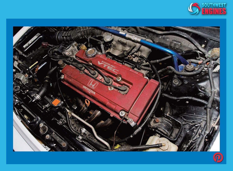 qualityusedengines 16 valve DOHC VTEc Honda Engine   Honda Engine