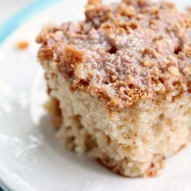 """I've mentioned before that I think it's really important to have a few super simple, """"not from scratch,""""dessert recipes in your arsenal. They can be life savers on days when an unexpected need for a dessert pops up. Your going to love this Cinnamon Roll Poke Cake. It's so fun and a snap to throw … #cinnamonrollpokecake I've mentioned before that I think it's really important to have a few super simple, """"not from scratch,""""dessert recipes in your arsenal. They can be life #cinnamonrollpokecake"""