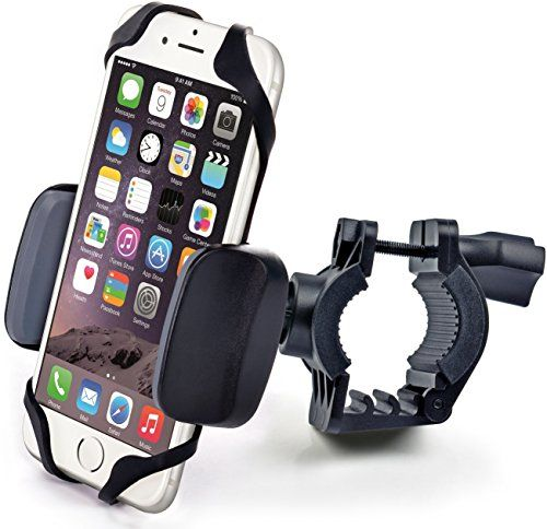Bike Motorcycle Cell Phone Mount For Iphone 6 5 6s Plus Samsung