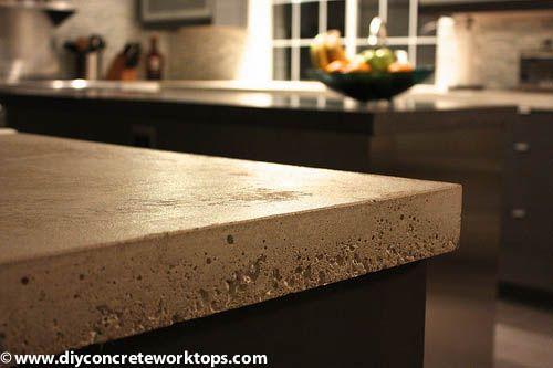 Diy Concrete Countertops Concrete Countertops Concrete