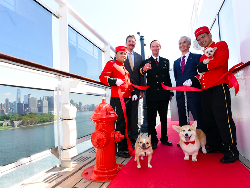 You Can Take Your Pet On This Cruise Cunard queen mary