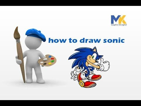 how to draw |  how to draw sonic   Sonic is usually likely one of the best recognized gaming character ever. He has a great indefatigable violet hedgehog along with spiky tresses. His / her capabilities consist of the opportunity to work rapid and snuggle right into a ball. Amazing! At first via Japan, the little man was initially often known as Sonikku za Hejjihoggu. Although enough of these. If you need to learn to sketch him, comply with the 2 procedures down below.