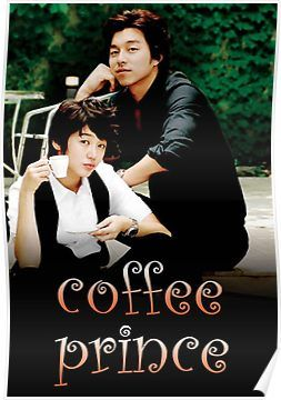Coffee Prince Drama K Poster By Pookipsy Coffee Prince Korean Drama Tv Drama Korea