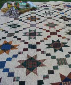 Ohio Star + Irish Chain | Quilting | Pinterest | Ohio, Chains and Star : ohio star quilt pattern free - Adamdwight.com