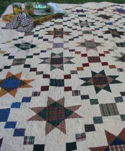 Ohio Star + Irish Chain | Quilting | Pinterest | Ohio, Chains and Star : ohio star quilt pattern free - Adamdwight.com