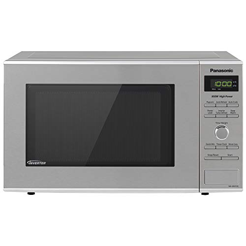 5 Best Mini Microwaves Recommendations Buyer S Guide Panasonic Microwave Oven Panasonic Microwave Stainless Steel Countertops