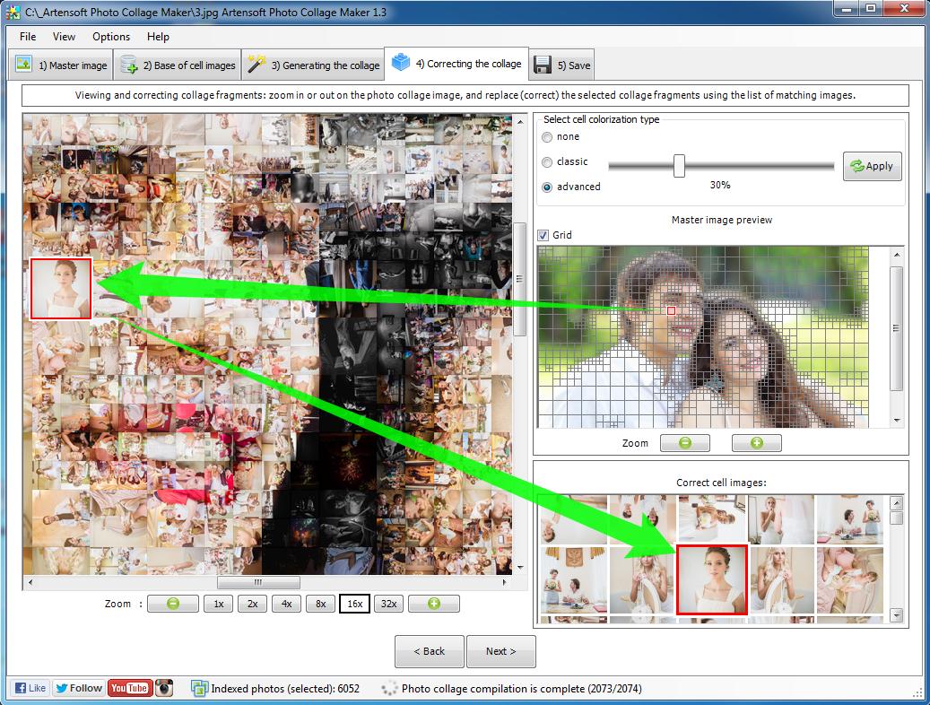 Artensoft Photo Collage Maker Pro 2.0.111 Kolaż ze zdjęć