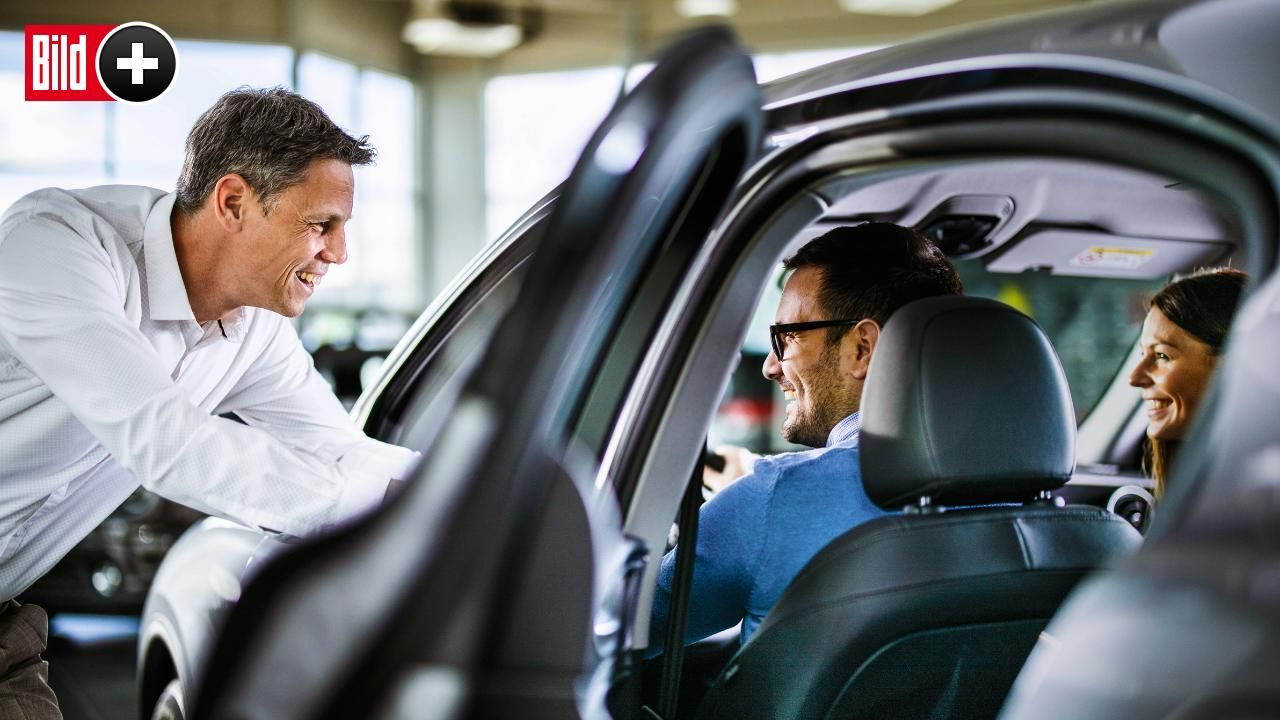 Große Autohändler