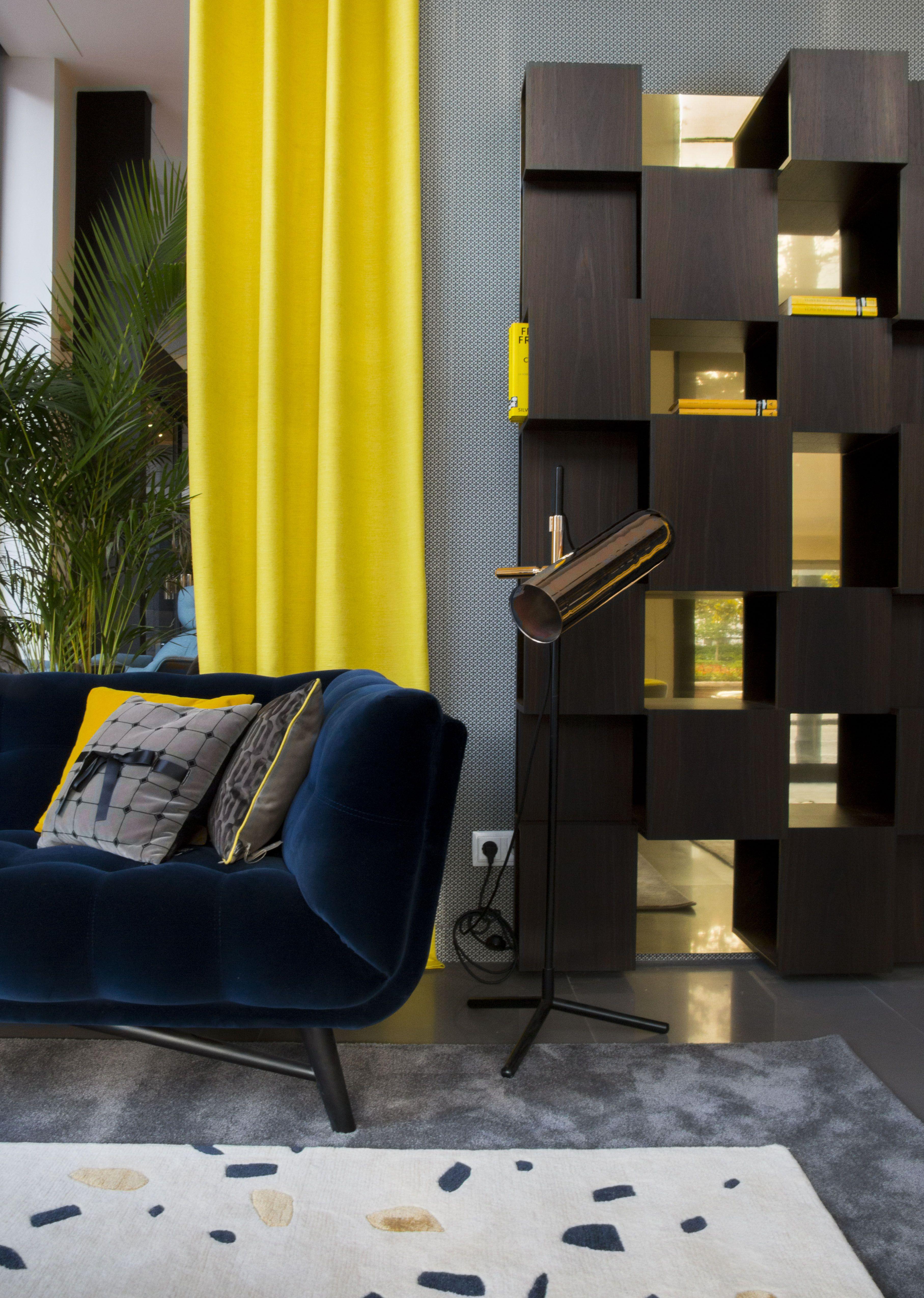 Roche Bobois Valencia L Interior Design By Patricio Ballesty