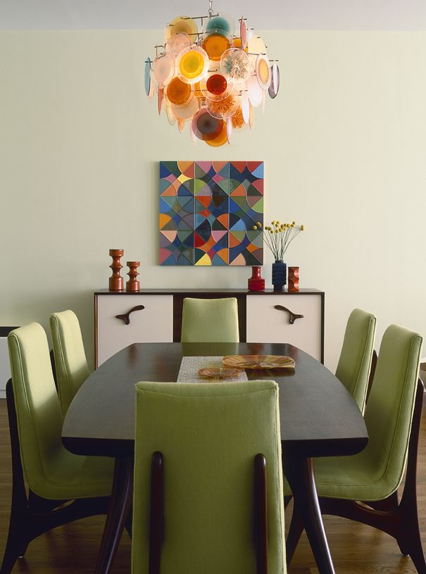 Amy Lau Design.. Urban Biomorphic. Downtown apartment. Know anything about the lamp in particular?