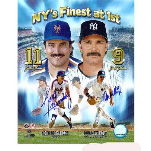 Keith Hernandez & Donny Baseball
