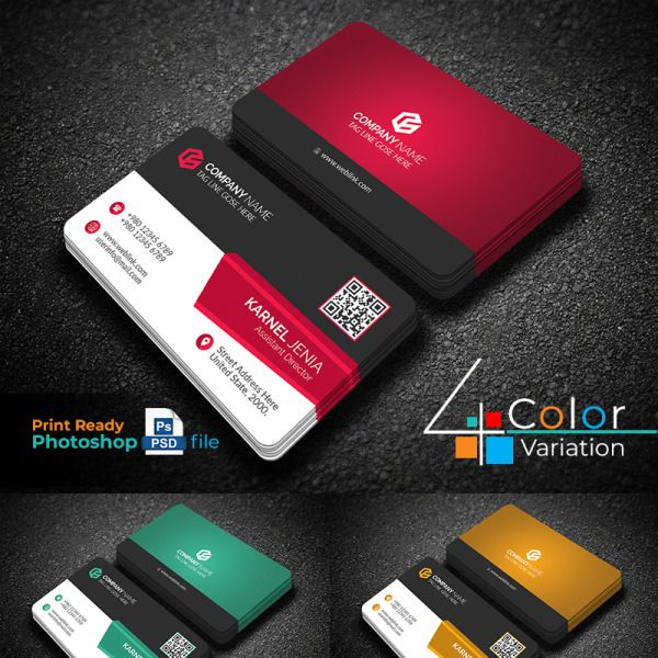 Focus Business Card Corporate Identity Template 78686 Business Cards Corporate Identity Corporate Identity Business Cards