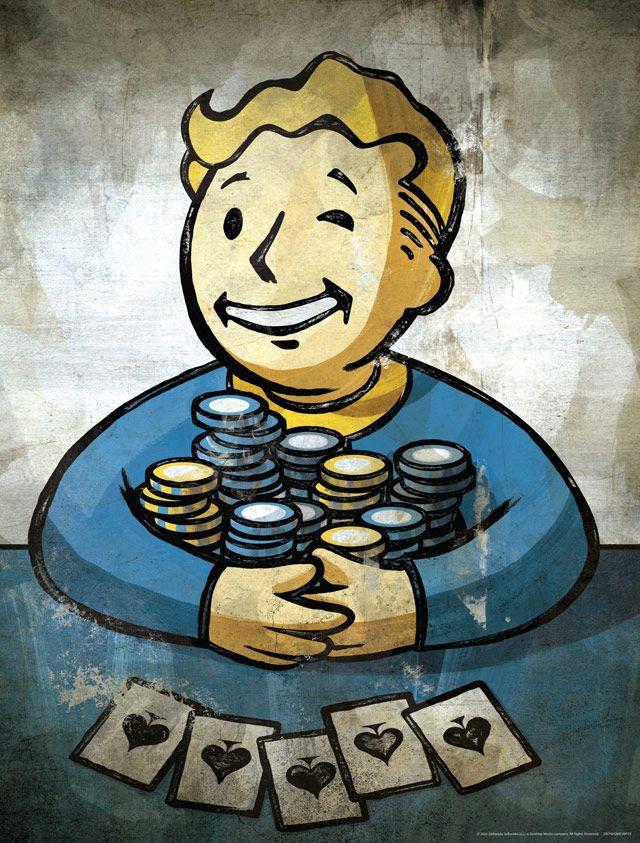 Fallout New Vegas gaming fallout newvegas Fallout art