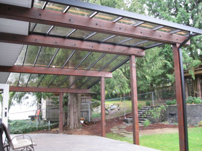Vancouver Patio Covers For Backyard Shelter From Rain And