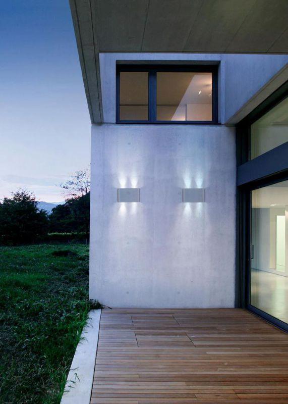 Bidireccional para pared de exterior de Dabor Iluminacin