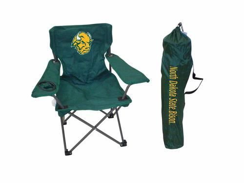 College Kids Folding Chair North Dakota Bison Childrenu0027s Tailgating Chair.  Features: Easy To Fold