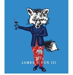 james the fox i-phone case oimoi