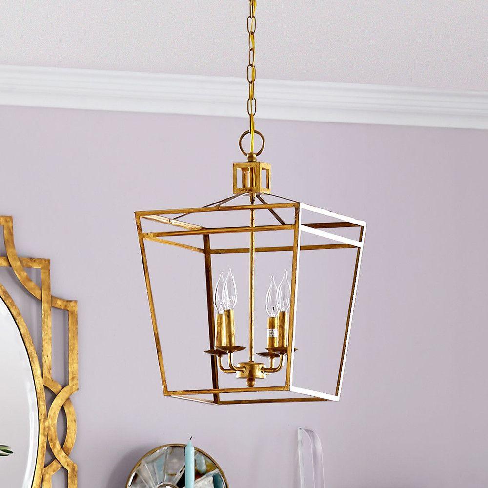 This Lantern Inspired House Design Lights Up A California: Lantern Pendant, Pendant