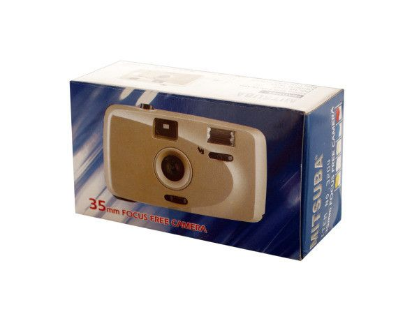 Reusable Focus Free Camera with Flash and Case 24 Count – cheapbuynsave.com