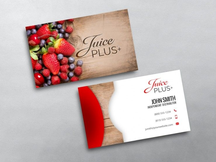 Juice Plus Business Cards Free Shipping Juice Plus Free Business Cards Juice Plus Vitamins