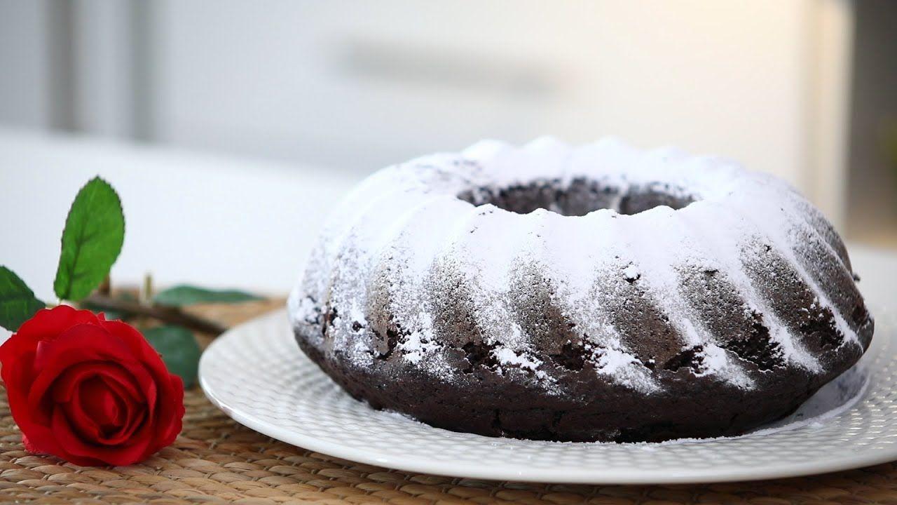 كيكة الشوكولاتة السريعة ب ٢ بيضه فقط وبالذ طعم كيك لعشاق الشوكولاته Cake Food Desserts