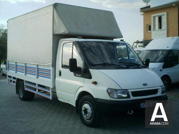 2006 model Çİft teker seyyar tentelİ aÇik kasa jumbo kamyonet