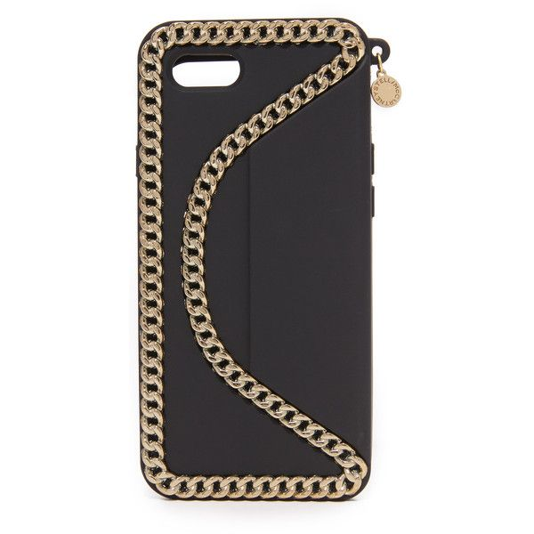 Stella McCartney Stella iPhone 6 6s Case ($180) ❤ liked on Polyvore featuring accessories and tech accessories