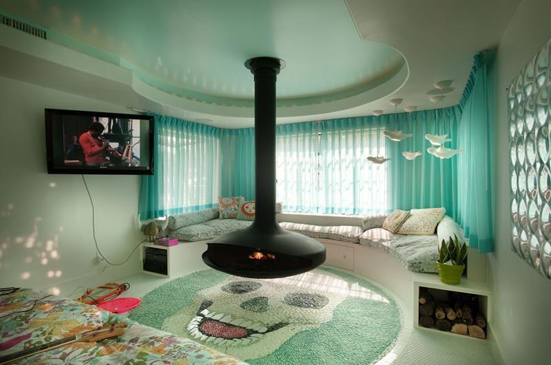 26 Amazing Sunken Living Room Designs - Page 5 of 5 Sunken living