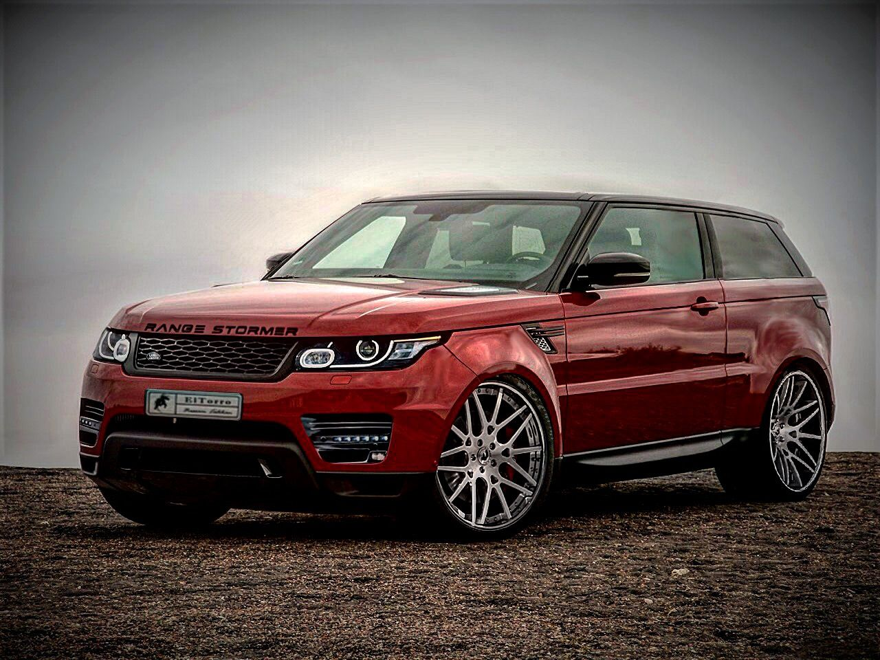 Stormer Next Gen (With images) Range rover