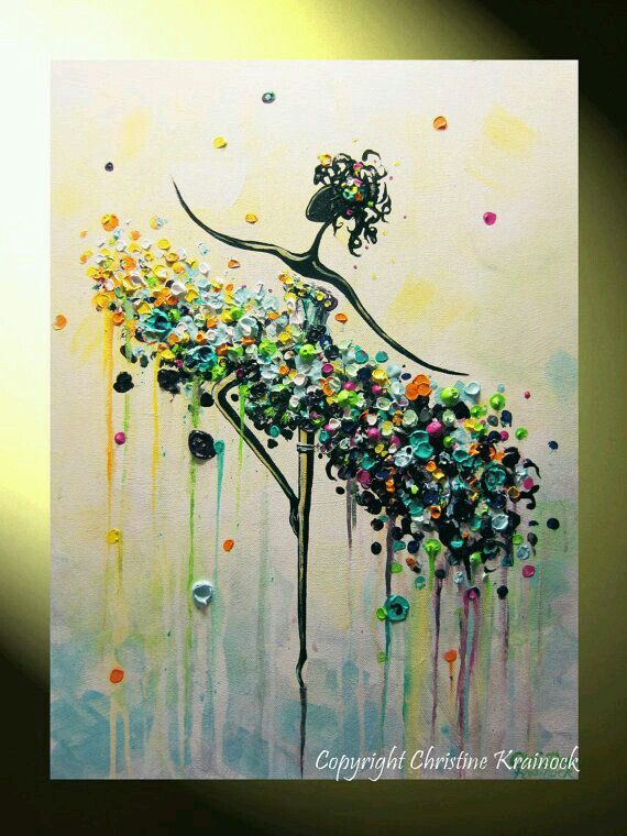 El arte tiene que ver más allá que una simple pintura | Jessenia ...