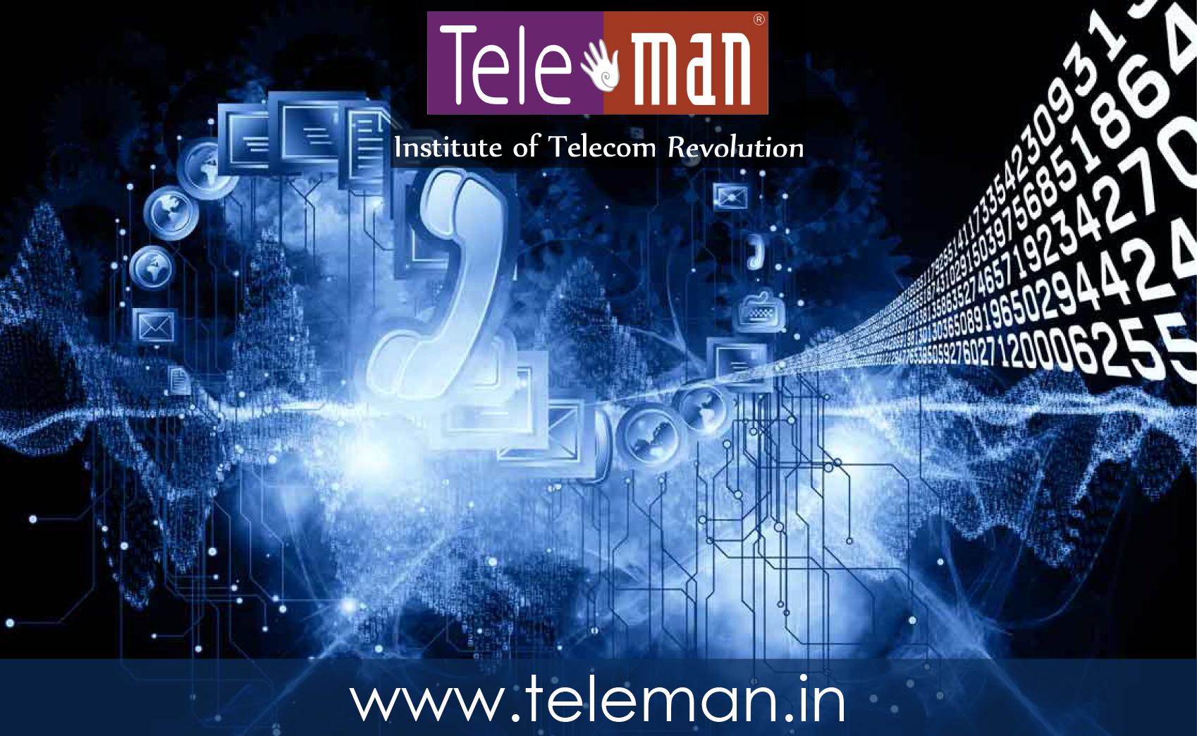 Teleman is top institute in thane, Mumbai, India