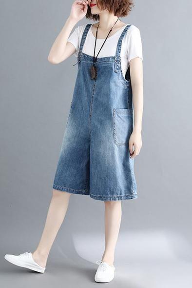 Photo of Plusstørrelse Casual jeans med brede benjakker til kvinner