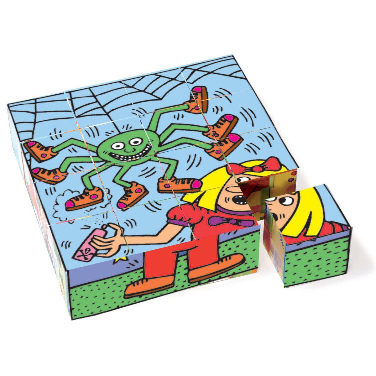 Keith Haring Blocks