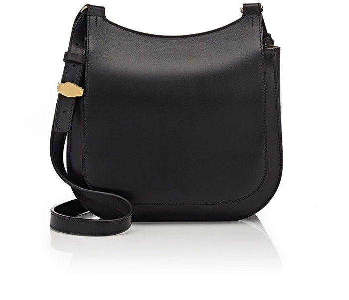 1167a7ff004 THE ROW Hunting 9 Shoulder Bag.  therow  bags  shoulder bags  suede ...