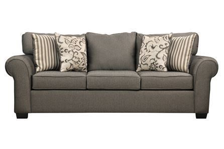 Ramona Queen Sleeper Signature With Images Sofa Funky