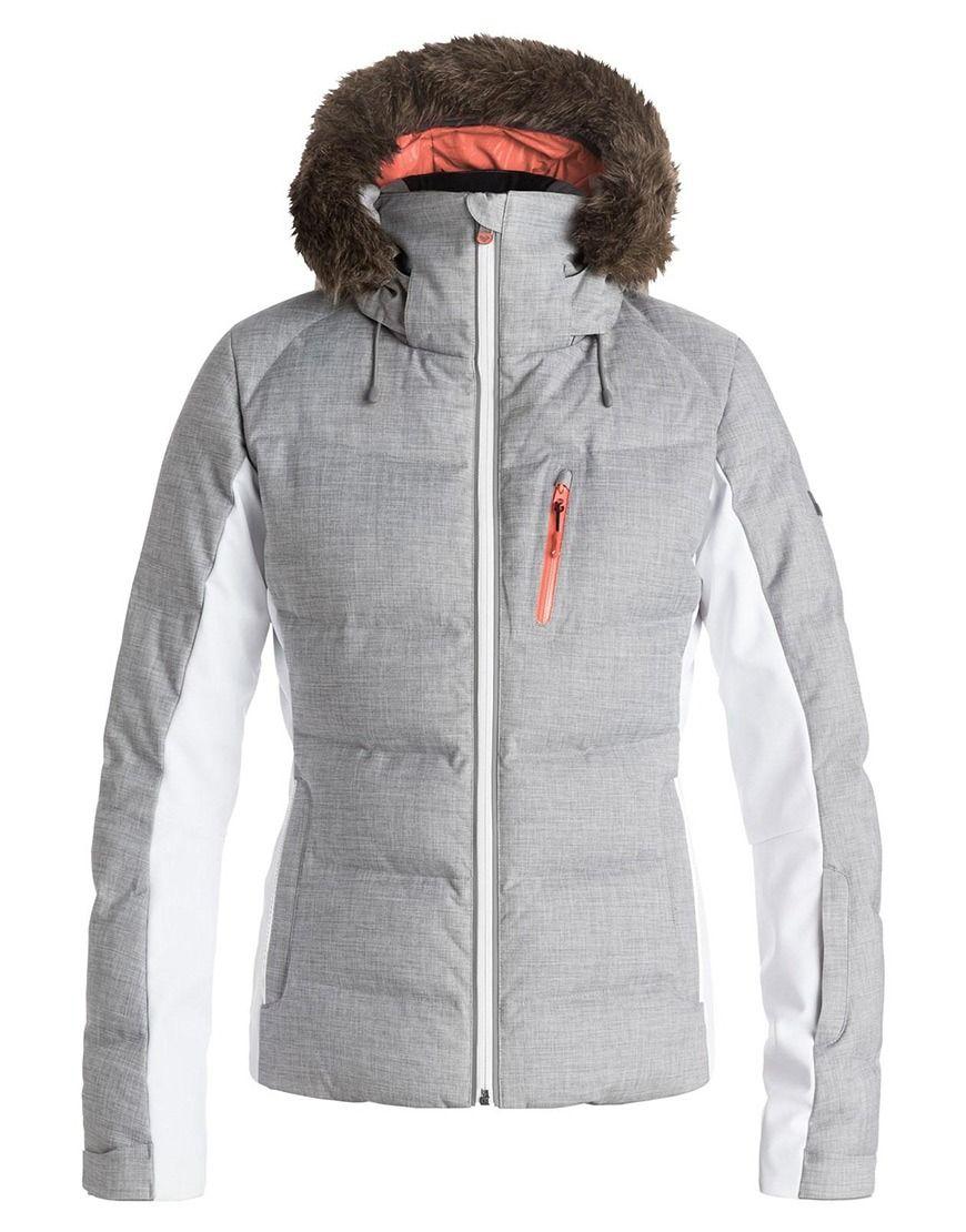 7e8a3416786 Koop Ski-jas - Snow Storm Jacket Mid Heather Grey Online op  www.localsunited.nl voor slechts € 359,95.