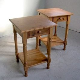 30 Inch Tall Bedroom Night Table Traditional Nightstands And
