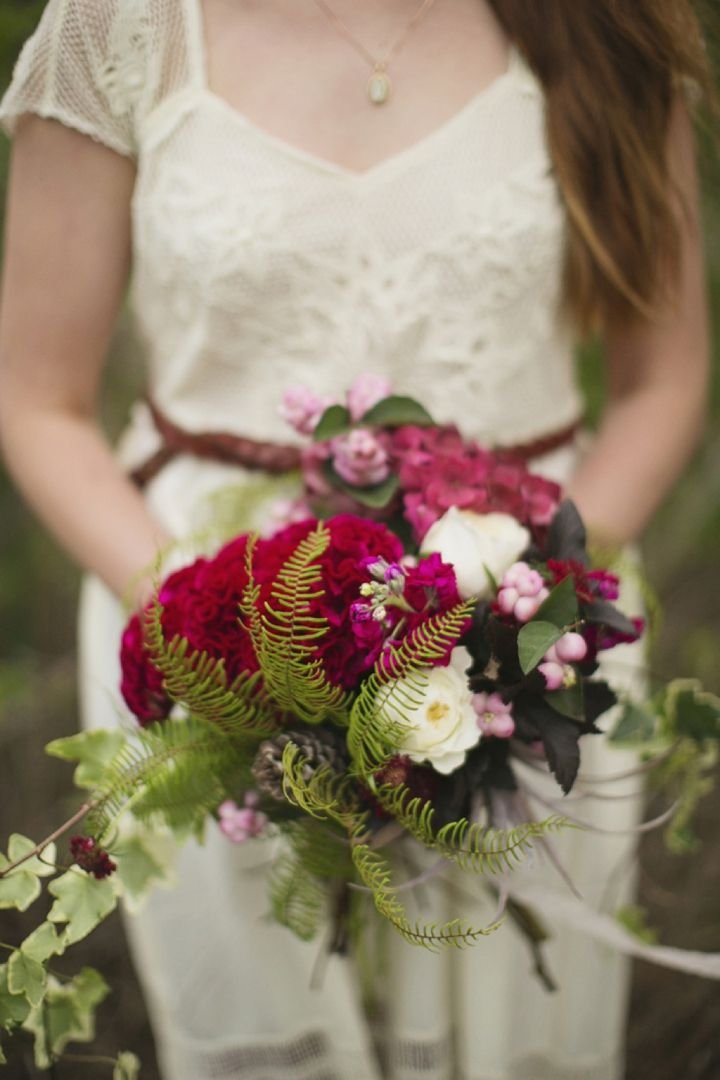 Cozy and Rustic Winter Wedding Inspiration | Every Last Detail