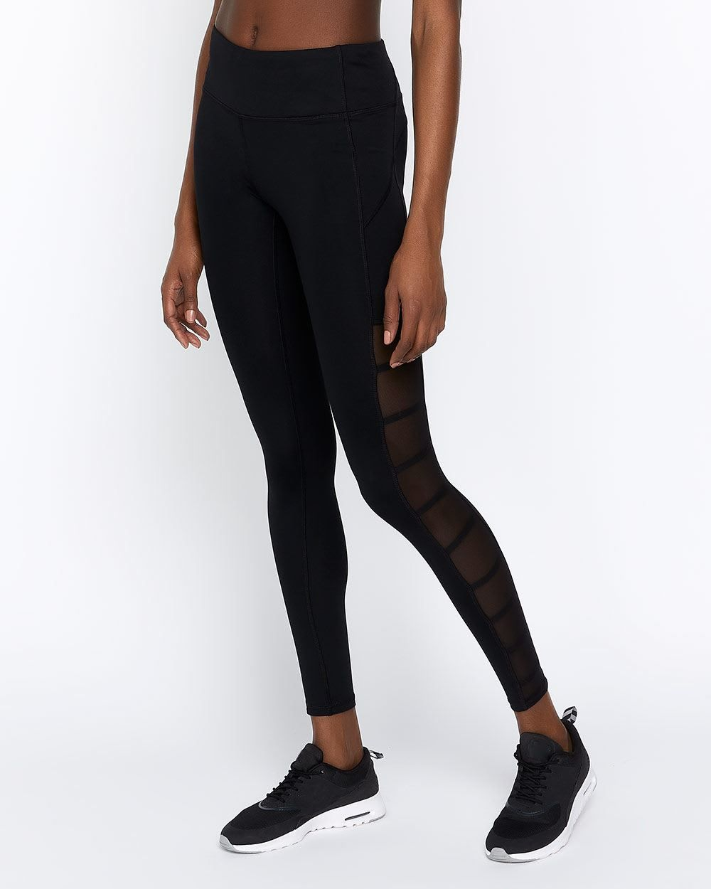 a2bc21decc3ed Shop online for Hyba Mesh Training Legging. Find Pants, HYBA Activewear and  more at Reitmans