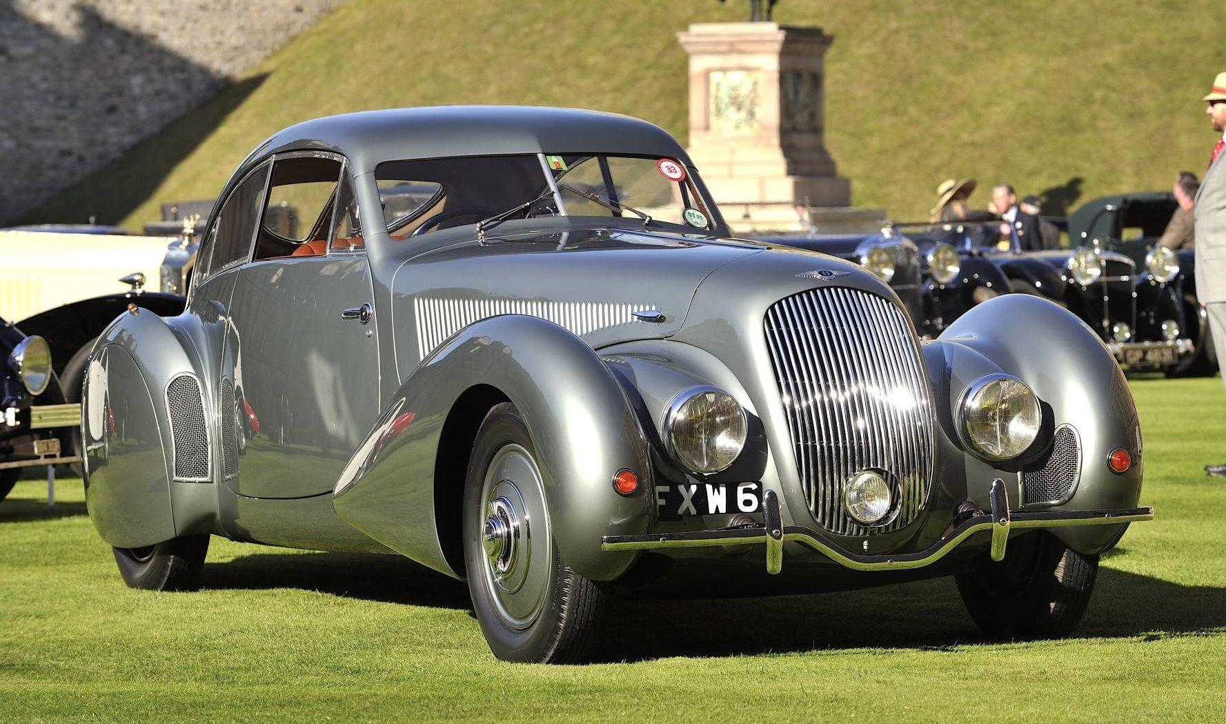 1938 Bentley Embiricos | classic cars - uk | Pinterest | Cars uk and ...