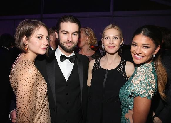 Chace Crawford Rocks Red Carpet Without Manu Gavassi Or Nina Dobrev: 'Gossip Girl' Star Flies Solo Without Girlfriend - http://imkpop.com/chace-crawford-rocks-red-carpet-without-manu-gavassi-or-nina-dobrev-gossip-girl-star-flies-solo-without-girlfriend/