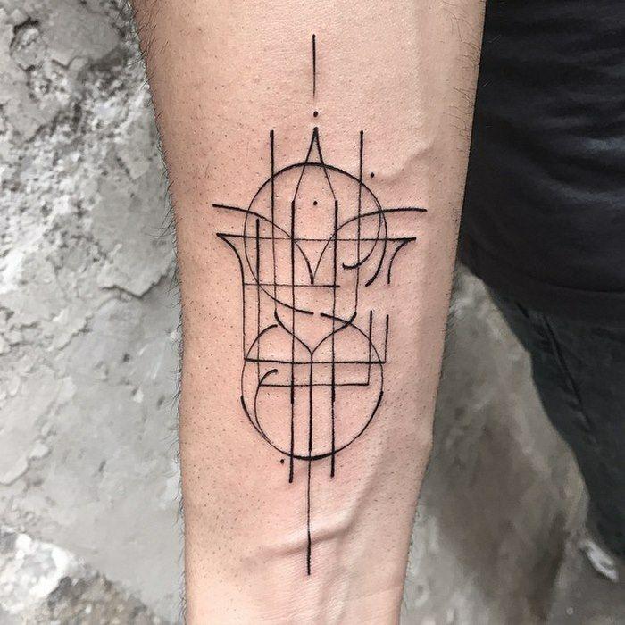 1001 Images Pour Trouver La Meilleure Idee De Tatouage Homme Typographie Tatouage Tatouage Idee Tatouage Homme