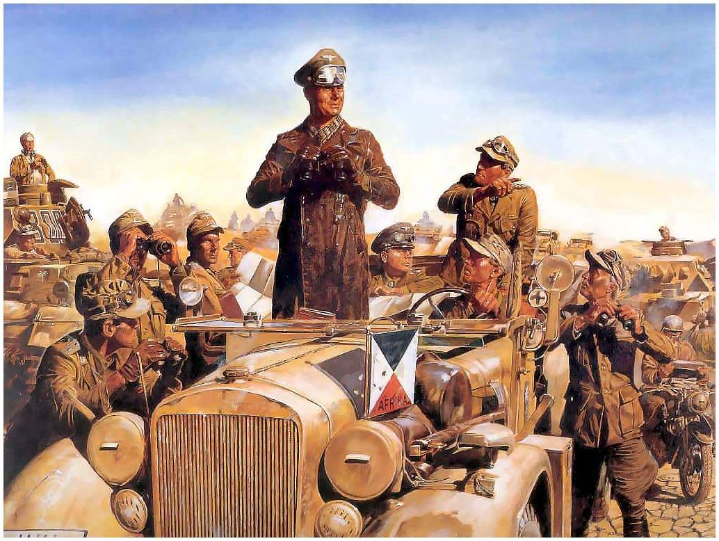 erwin rommel the desert fox Erwin johannes rommel was erwin rommel johannes erwin eugen rommel was a senior german army officer during world war ii and was popularly known as the desert fox.